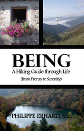 Being: A Hiking Guide Through Life cover