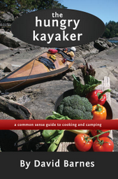 The Hungry Kayaker cover