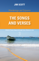 Wanderings and Sojourns - The Songs and Verses - Book 3 cover