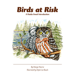 Birds at Risk cover