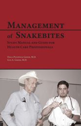 MANAGEMENT OF SNAKEBITES cover