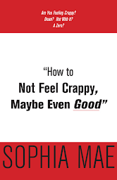 """How to Not Feel Crappy, Maybe Even Good"" cover"